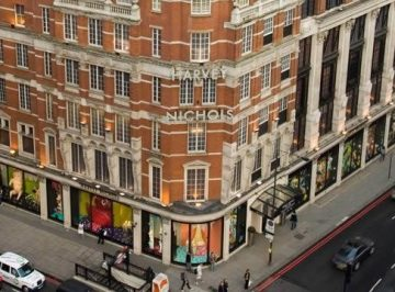 Harvey Nichols, Bond Street, London