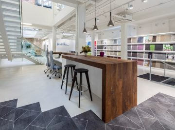 Milliken UK Showroom, Clerkenwell, London