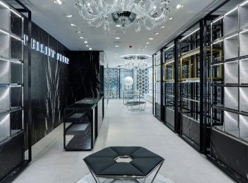 Philip Plein, New Bond Street, London