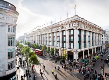 Selfridge's, London