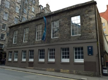 St Cecilia's Hall Redevelopment Project, Edinburgh