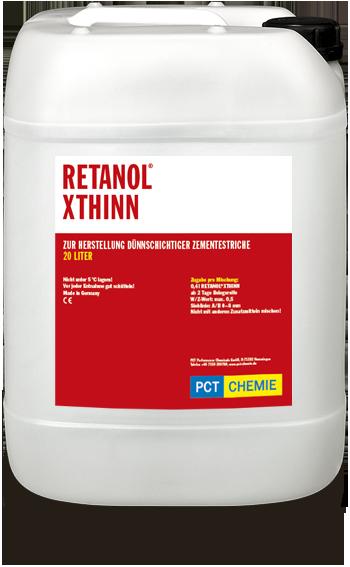 RETANOL XTHINN