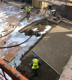 jehu renovation project pontypridd